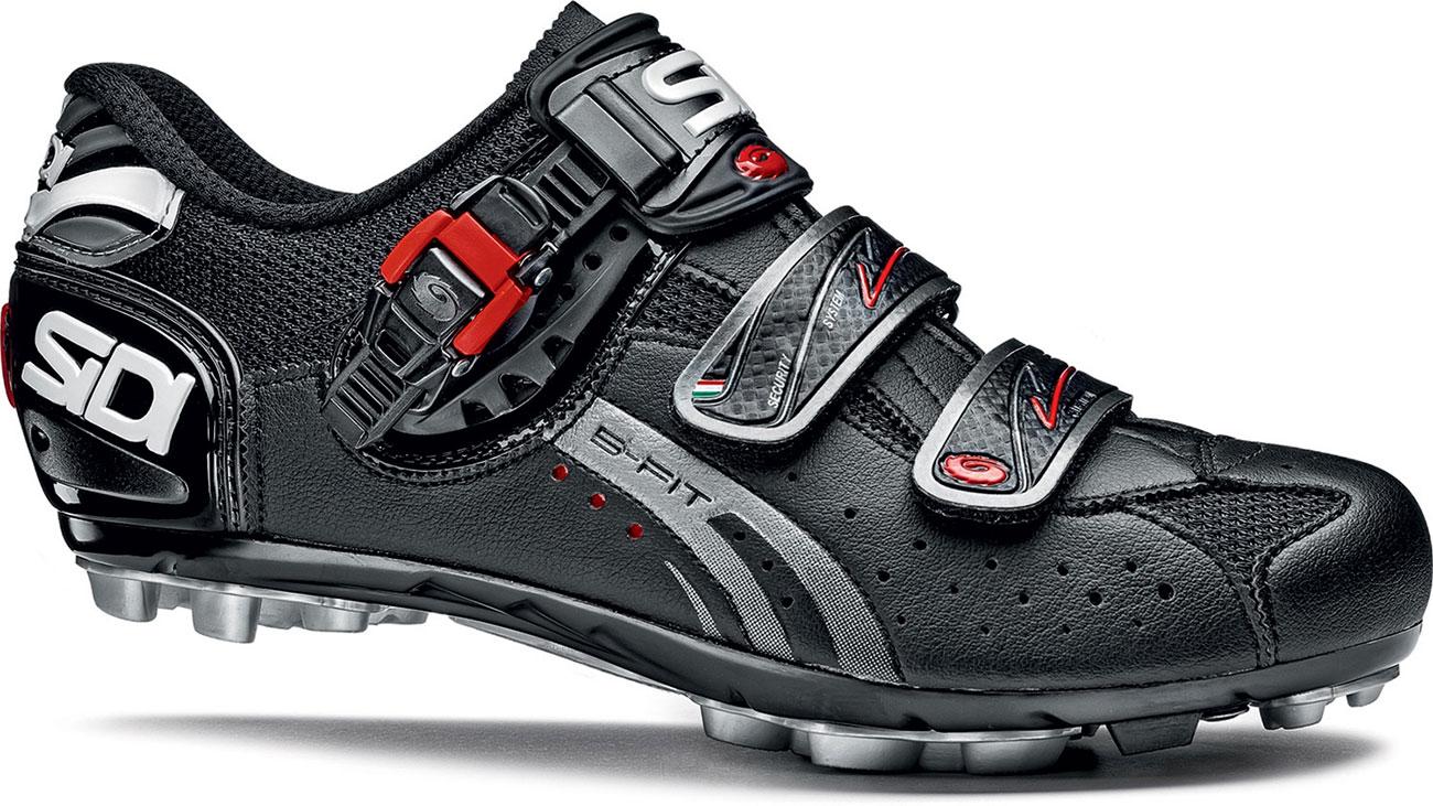 Sidi Mtb Eagle 5 Fit Cycling Shoes Black