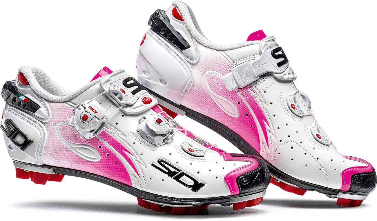 Sidi Mtb Drako Carbon Srs Women S Cycling Shoes White