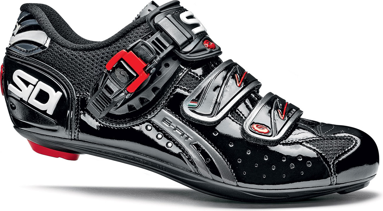 Sidi Genius 5-Fit Carbon Women\'s Cycling Shoes (Black)