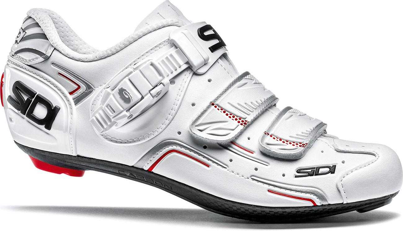 Sidi Level Women\'s Cycling Shoes (White)