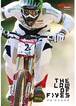 X-Treme Earthed 5 The Law Of Fives MTB DVD