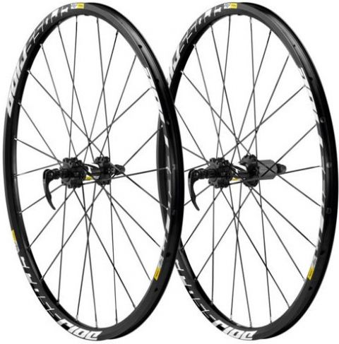 Mavic Crossride Disc MTB Wheelset (all sizes)