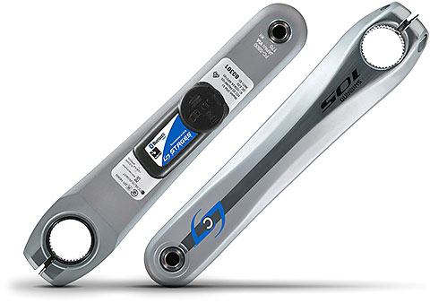 Stages Power Meter Shimano 105 5800 GEN 2 (Silver)