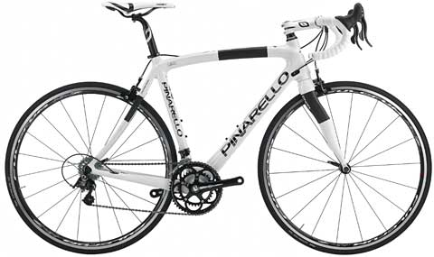 Pinarello 2015 Razha K 105/MOst 11-Speed White/Black 932
