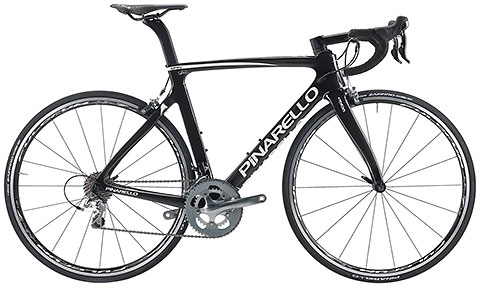 Pinarello 2016 Gan 105/MOst Black