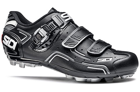 Sidi MTB Buvel Cycling Shoes (Black)