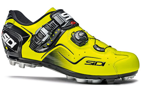 Sidi MTB Cape Cycling Shoes (Yellow Fluo)
