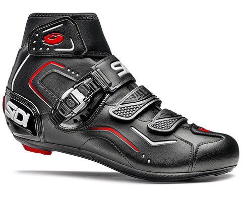Sidi Avast Rain Road Cycling Shoes (Black)