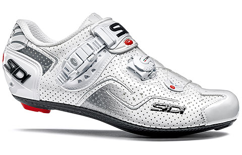 Sidi Kaos Air Road Cycling Shoes (White)