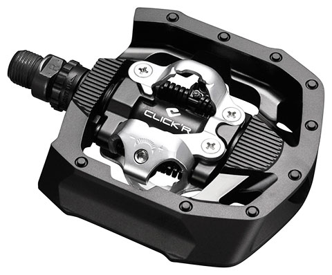 Shimano MT50 CLICK'R Pedals Black (Pop-up Mechanism)