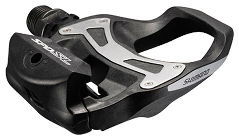 Shimano R550 SPD-SL Resin Composite Road Pedals Black