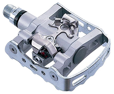 Shimano M324 SPD MTB Pedals (1-Sided Mechanism)