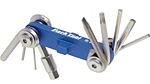 Park Tools IB2C - I-Beam Mini fold-up hex wrench