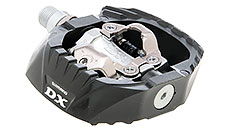 Shimano M647 MTB SPD Pedals (Pop-up Mechanism)