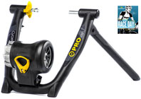 CycleOps Jetfluid Pro Trainer (Incl DVD)