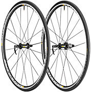 Mavic Aksium S Road Wheelset inc Tyres