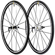 Mavic Ksyrium SLS Clincher Road Wheelset inc Tyres