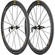 Mavic Cosmic Carbone 40 Clincher Road Wheelset inc Tyres