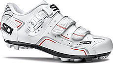 Sidi MTB Buvel Cycling Shoes (White)