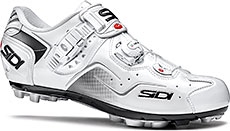 Sidi MTB Cape Cycling Shoes (White)