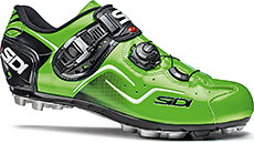 Sidi MTB Cape Cycling Shoes (Green Fluo)