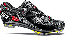 Sidi MTB Dragon 4 Cycling Shoes (Black)