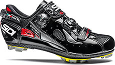 Sidi MTB Dragon 4 Mega Cycling Shoes (Black)
