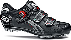 Sidi MTB Eagle 5-Fit Cycling Shoes (Black)