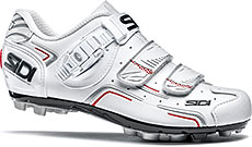 Sidi MTB Buvel Women's Cycling Shoes (White)
