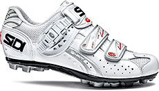 Sidi MTB Eagle 5-Fit Women's Cycling Shoes (White)