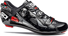 Sidi Ergo 4 Carbon Composite Road Cycling Shoes (Black)
