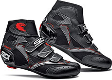 Sidi Hydro Gore-Tex Road Cycling Shoes (Black)