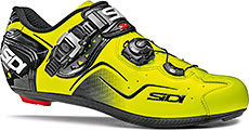 Sidi Kaos Road Cycling Shoes (Yellow Fluo)