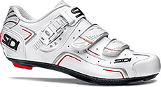 Sidi Level Road Cycling Shoes (White)