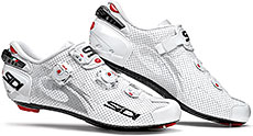 Sidi Wire Carbon Air Road Cycling Shoes (White)