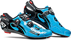 Sidi Wire Carbon Froome Road Cycling Shoes (Blue Sky)