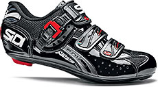 Sidi Genius 5-Fit Carbon Women's Cycling Shoes (Black)