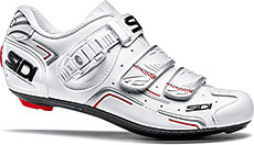 Sidi Level Women's Cycling Shoes (White)