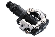 Shimano M520 MTB SPD Pedals Black (2-Sided Mechanism)