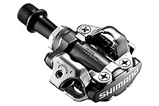Shimano M540 MTB SPD Pedals Black (2-Sided Mechanism)
