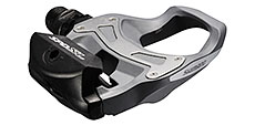 Shimano R550 SPD-SL Resin Composite Road Pedals Grey