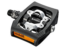 Shimano T400 CLICK'R Pedals Black (Pop-up Mechanism)