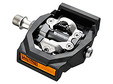 Shimano T700 CLICK'R Pedals Black (Pop-up Mechanism)