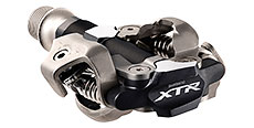 Shimano M9000 XTR MTB SPD XC Race Pedals (2-Sided Mechanism)