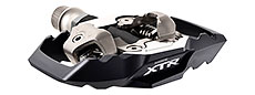 Shimano M9020 XTR MTB SPD Trail Pedals Wide Platform (2-Sided Mechanism)