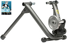 CycleOps Wind Trainer (Incl DVD)